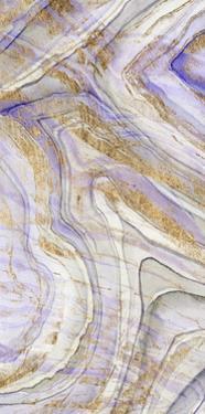 Amethyst & Gold I by Studio W