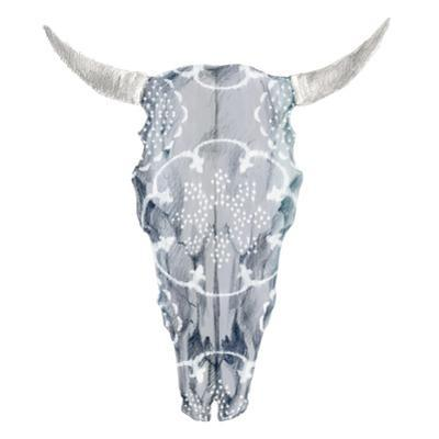 Day of the Dead Skull Mount III by Studio W