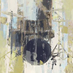 Bluebird Drum by Studio W-DH