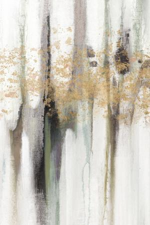 Falling Gold Leaf I by Studio W