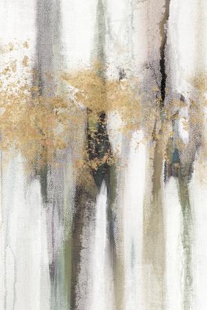 Falling Gold Leaf II