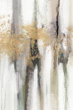 Falling Gold Leaf II by Studio W