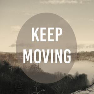 Foggy Mountain Motivation II by Studio W