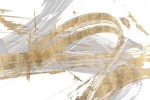 Gold & Grey II by Studio W