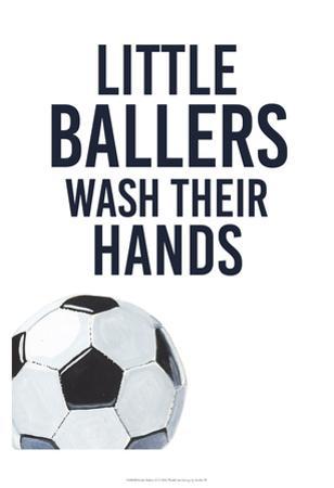 Little Ballers II by Studio W