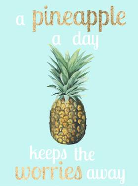 Pineapple Life I by Studio W