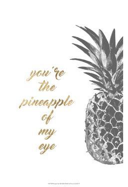 Pineapple Life III by Studio W
