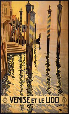 See Venise et le Lido by Studio W
