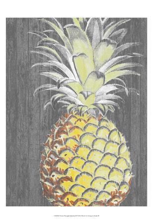 Vibrant Pineapple Splendor II