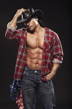 Sexy Men like Cowboy by Studio10Artur