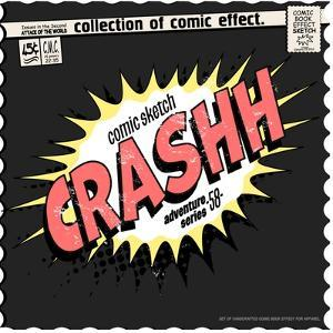 Comic Book Words Effect by studiohome