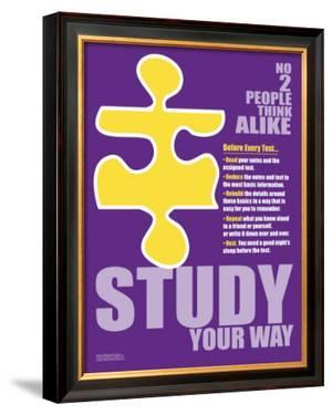 Study Your Way