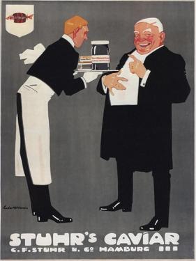 Stuhrs1909 Caviar Hamburg