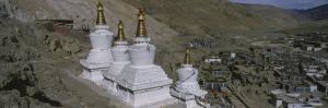 Stupa, Buddhist Stupas, Tibet