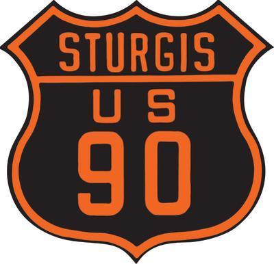 Sturgis US 90 Die Cut