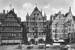 Stuttgart, Germany, Early 20th Century