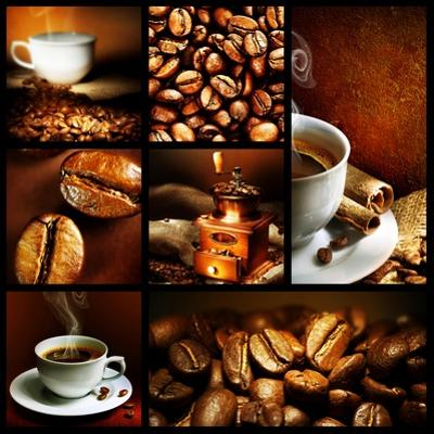 Coffee Collage by Subbotina Anna