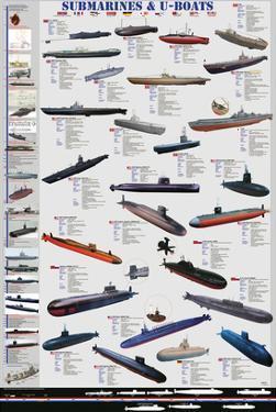 Submarines and U-Boats