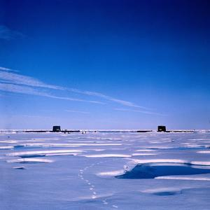 Submarines Submerged at North Pole