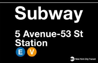 Subway 5th Avenue
