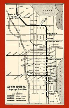 Subway Route No 1