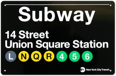 Subway Union Square Station