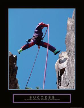Success: Rock jumper