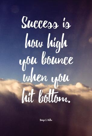 Successful Bounce