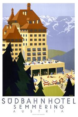 Sudbahn Hotel - Summer