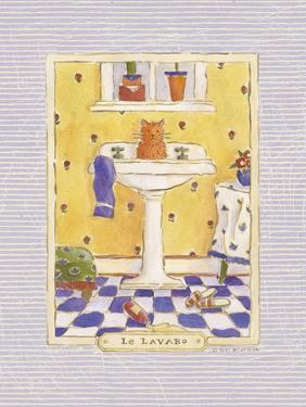 Kitty Lavabo by Sudi Mccollum