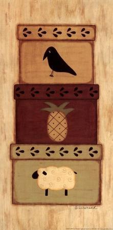 Crow, Pineapple