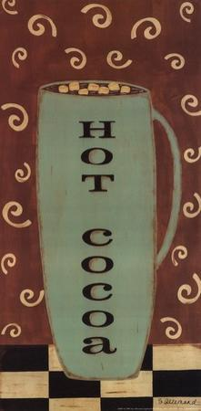 Hot Cocoa by Sue Allemand