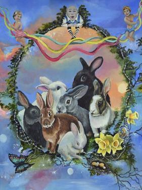 Bunny Festival by Sue Clyne