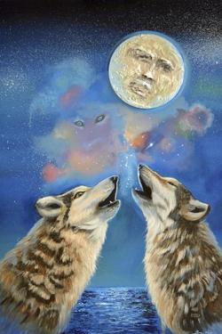Cry Wolf by Sue Clyne