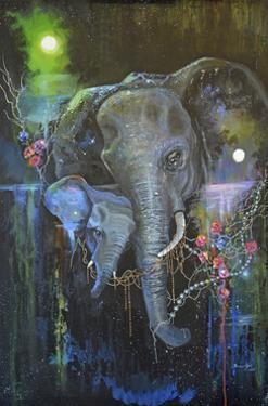 Elephant Bond by Sue Clyne