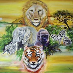 Fantasy Safari by Sue Clyne
