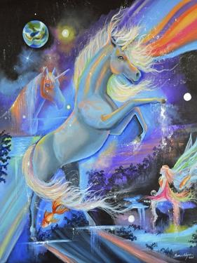 Magical Unicorn by Sue Clyne