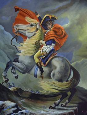 Master Napoleon by Sue Clyne