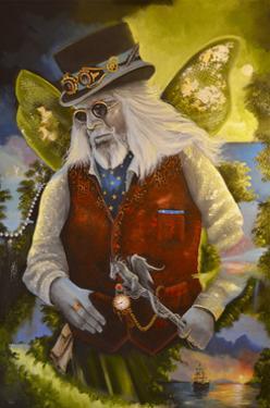 Steampunk Journey by Sue Clyne
