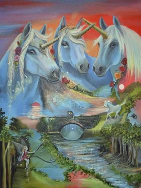 The Spirit of the Unicorn by Sue Clyne