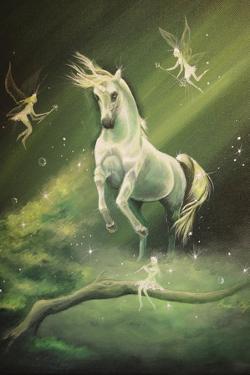 Unicorn Dances by Sue Clyne