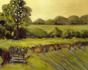 Stone Steps 2 by Sue Darius