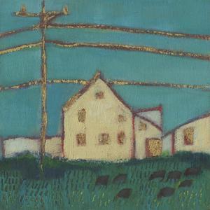 Fon Barn I by Sue Jachimiec