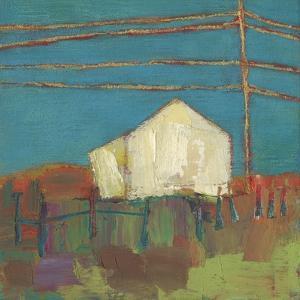 Fon Barn II by Sue Jachimiec