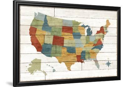 Barnboard Map