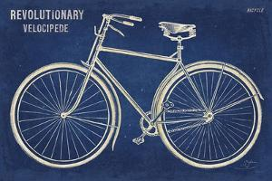 Blueprint Bicycle by Sue Schlabach