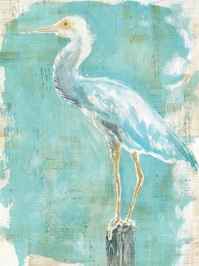 Coastal Egret II V2 by Sue Schlabach