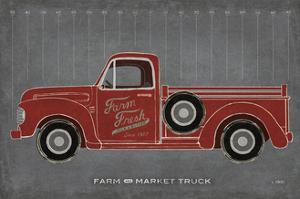 Farm Truck by Sue Schlabach