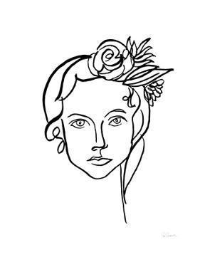 Ink Women I by Sue Schlabach