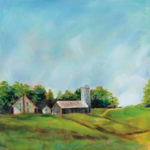 June Farm by Sue Schlabach